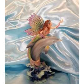 ABBACCIO-SIRENA EN DELFIN-VERONESE STUDIO COLLECTION
