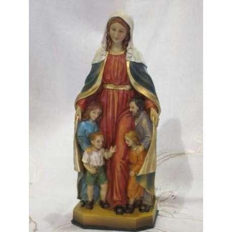 VIRGEN MARIA PROTECTORA DE LA FAMILIA