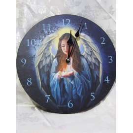 RELOJ DE PARED ANGEL DE LA LUZ-LISA PARKER