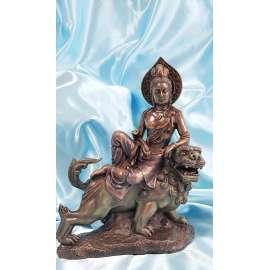 BUDA MANJUSHRI-VERONESE MYTHS AND LEGEND