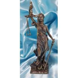 THEMIS DAMA DE LA JUSTICIA