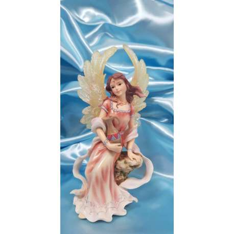 ANGEL OF PLENTY-ANGELS AROUND US