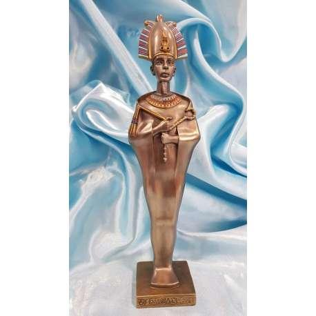 OSIRIS-VERONESE EGIPCIO BRONCE