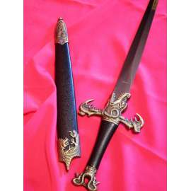 ATHAME CEREMONIAL DRAGON